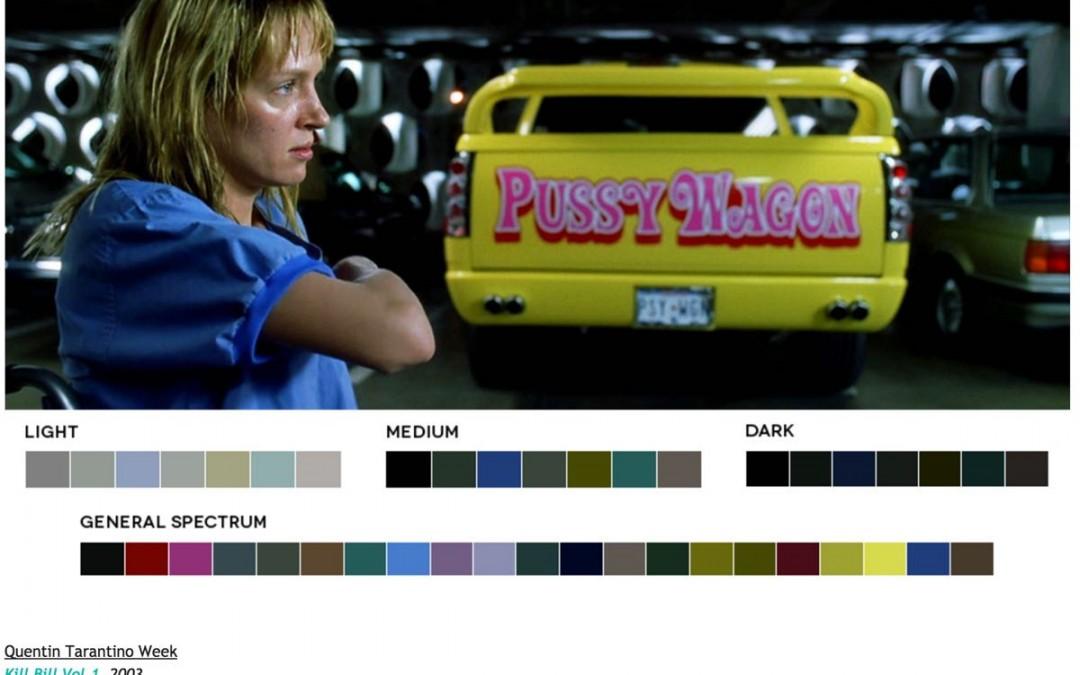 El Uso del Color en Grandes Películas